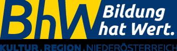 Logo Bildungs- und Heimatwerk Niederösterreich
